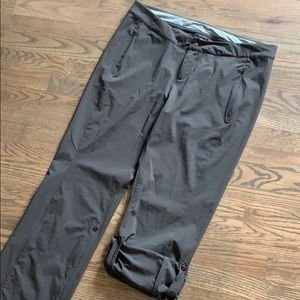 REI rollup hiking pants
